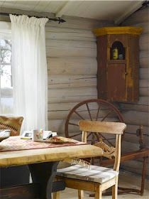 Rocking Chair, Cozy, Cabin, Interior, Furniture, Home Decor, Chair Swing, Decoration Home, Indoor