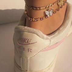 Ankle Jewelry, Cute Jewelry, Jewelry Accessories, Jewelry Trends, Jewelry Bracelets, Jewlery, Trendy Jewelry, Luxury Jewelry, Gold Jewelry