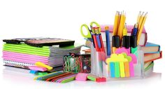 Quiz: What Do You Know About Office Supplies? Cute Office Supplies, School Supplies Organization, Diy School Supplies, Stationery Items, Office Stationery, Stationery Store, Gorilla Tape, School Supplies Highschool, Diy Notebook