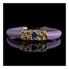 Volkeno Gold with Tanzanite 18k Gold, Belt, Bracelets, Accessories, Jewelry, Belts, Bangle Bracelets, Jewellery Making, Jewerly