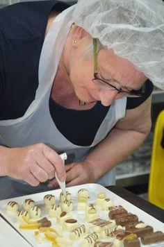 sjokcake workshop beginners decoreren bonbon juli14