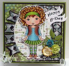 La-La Land Crafts Inspiration and Tutorial Blog: Inspiration Monday Flags and/or Banners