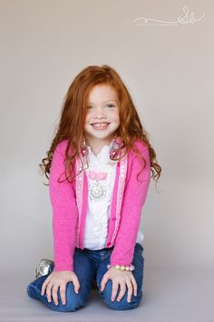 Beautiful redhead!
