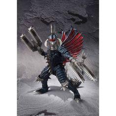 (BANDAI) S.H. Monster Arts GIGAN (2004) Godzilla FINAL WARS #godzilla http://www.ebay.com/itm/BANDAI-S-H-Monster-Arts-GIGAN-2004-Godzilla-FINAL-WARS-Complete-Figure-/251560810076?pt=LH_DefaultDomain_0&hash=item3a9231565c http://stores.ebay.com/J-HobbyShop-Otaku-Otome Product: BANDAI Weight: approximately 673g (included box) Tall: approximately 180mm