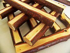 Log Building Blocks Waldorf Style Logs. make own lincoln logs