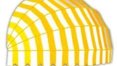 Come fare serigrafia su tende da sole  How to screenprint on awnings