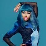 Nicki Minaj, and Rihanna Are The Leaders of American Music Awards Nominations, with Skrillex, and David Guetta nominated for favorite artist category Nicki Minaj Wig, 18 Inch Hair, Mid Length Bobs, Dyed Hair Blue, Hair Dye, Multicolored Hair, Hip Hop News, Celebs, Celebrities
