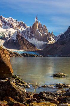 Cerro Torre - Patagonia by Bob Machado on 500px
