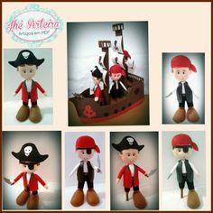 Festa piratas!