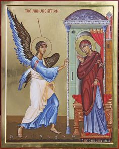 This week I present an article written by icon painter Aidan Hart (my teacher who is based in England). When reading the following, the rea...