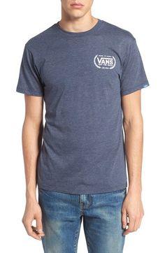 94b278e280 VANS Classic Laurel Logo T-Shirt.  vans  cloth   Vans Men