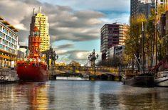 Rotterdam by Astrid van der Lee