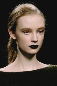 Darker lips