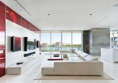 Moderno Departamento en Miami | INTERIORES por Paulina Aguirre