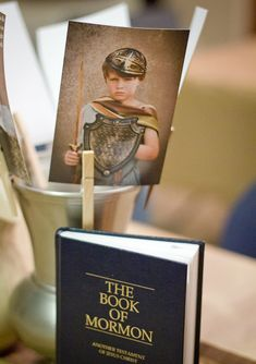 Book of Mormon baptism birthday