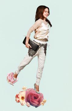 Czech designer Klára Nademlýnská Capri Pants, Designers, Fashion, Moda, Capri Trousers, Fashion Styles, Fashion Illustrations