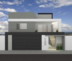 Ideas house facade design simple building for 2019