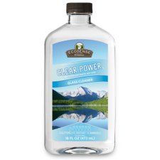 Clear Power by Melaleuca, NEVER streaks, all natural, great scent! It makes you want to clean!