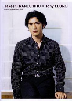 Takeshi Kaneshiro 金城武