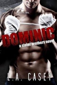 #Resenha: Dominic - Slater Brothers #1 - L.A. Casey