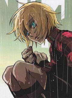 {Togainu no Chi} ~Rin~ Vain