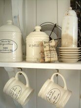 looking for ironstone/pottery with writing