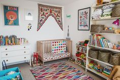 A Fun And Eclectic Nursery For Huey - Rock My Family | UK baby, pregnancy and family blog
