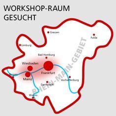 """Hat jemand eine Idee für einen guten Workshop-Raum in der Region Frankfurt - Mainz - Wiesbaden?  Wenn es zu einer Anmietung kommt, erhält der Empfehlungsgeber als Dankeschön freien Eintritt zum Foto-Workshop """"Immobilienfotografie"""".  Es gibt ein paar kleine Bedingungen. Details per Klick ... Frankfurt, Workshop, Real Estate Photography, Fulda, Wiesbaden, Image Editing, Atelier"""