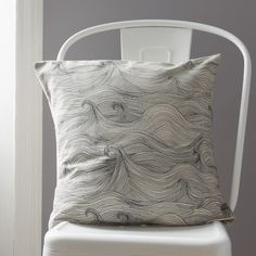 Image of Seascape cushion cover