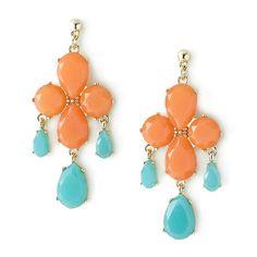 Peach Keeper Earrings  https://www.facebook.com/ShopPreeBrulee