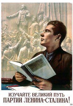 USSR ... inspiration! cold war, propaganda, USSR, Communism, history