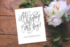 Our calligraphy Instagram Sign will make a perfect addition to your special day! Please provide your hashtag at checkout.   ♥ Listing includes one 8x10 print. ♥ Printed on heavy weight card stock paper. ♥ Designed with hand lettered calligraphy. ♥ Professionally printed in Plant City, Florida.  ~~~~~~~~~~~~~~~~~~~~~~~~~~~~~~~~~~~~~~~~~~~~~~~~~~~~~~  If you would like an INSTANT DOWNLOAD instead, visit this link: https://www.etsy.com/listing/224614300/instagram-hashta...