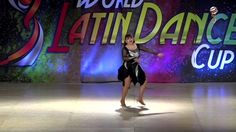 Gabriela Barrionuevo, Mexico, Salsa Soloist Amateur Lady Over 50, Final ...