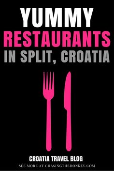 Split Travel Blog | Yummy Split Restaurants | Croatia Travel Blog