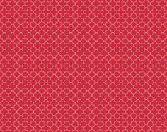 mini quatrefoil in red by RBD for Riley Blake - Google Search