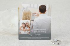 Snapshot Sweetness - Save the Date Magnet by MagnetStreet