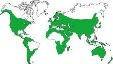 Suitable climate zones for hemp cultivation