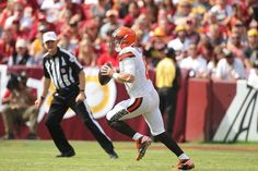 Photos: Browns vs Redskins - 1st Half - QB Cody Kessler looks to throw.