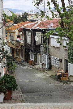 Heybeliada island off the coast of Istanbul Eat @ Heyamola Ada Lokantası. Address: Mavi Marmara Yali Caddesi (opposite the Mavi Marmara boat pier), Heybeliada. Address: Phone: (0) 216 351 11 11. from deliciousistanbul.com