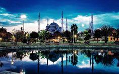 Ciudades para conocer. Istanbul, Turquia