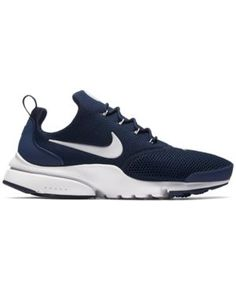 6db00d4019a5 Nike Men s Presto Fly Running Sneakers from Finish Line - Blue 10.5 Nike  Presto