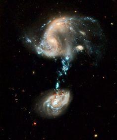 Interacting Galaxies Group Arp 194                                                                                                                                                                                 Más