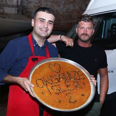 Look who it is! #kivanctatlitug is sweeter than this #turkish #dessert #knefe new movie organize Isler 2 movie premieres in #January #2018