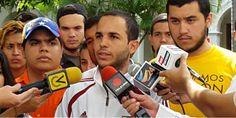 Pdte. de la #FCU #UCV llama a la #ComunidadEstudiantil a movilizaese el #1S #LaTomaDeCaracas #Protesta ante #CNE para exigir #RefendoRevocatorio en #Venezuela @CESCURAINA/P.M.I & V.I.P en #Twitter