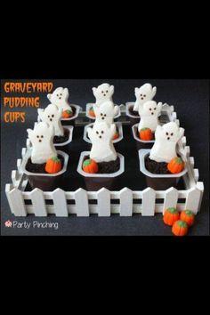 Cute Halloween Party idea for a classroom