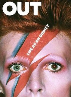 David Bowie stars new OUT MAGAZINECreative Director David Gray