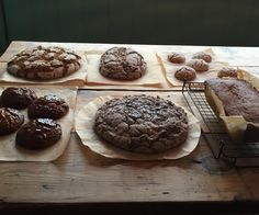 Gluten-free 'wholemeal' sourdough selection