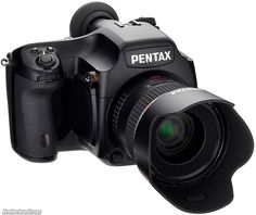 Pentax 645D.