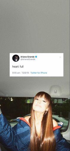 Music Wallpaper, Wallpaper Quotes, Ariana Grande Quotes, Aesthetic Captions, Model Quotes, Ariana Grande Wallpaper, Celebration Quotes, Instagram Quotes, Quote Aesthetic