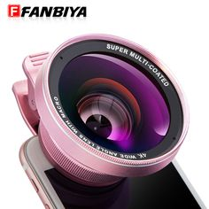 camping needs FANBIYA Mobile Phone Lens 4K Wide Angle Lenses with 15x Micro Lentes Clip on Cell Phones Android Camera Telescope for samsung * AliExpress Affiliate's buyable pin. Item can be found  on www.aliexpress.com by clicking the image